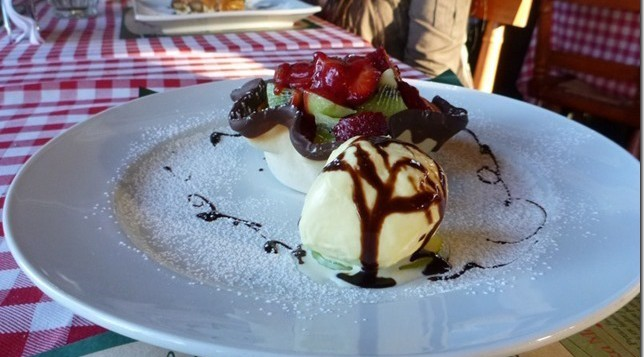 great desserts in Chile
